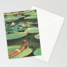 LILY POND LANE Stationery Cards