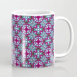 Blue Nucleus Coffee Mug