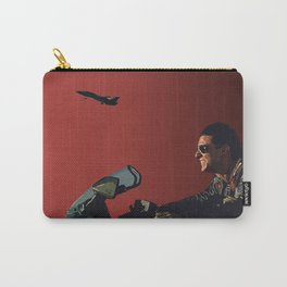002. The Danger Zone Carry-All Pouch