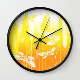 CN DRAGONFLY 1015 Wall Clock