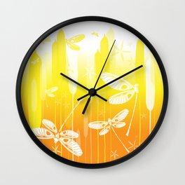 CN DRAGONFLY 1015 Wall Clock