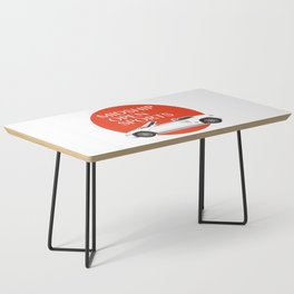 Midship Open Sports Coffee Table