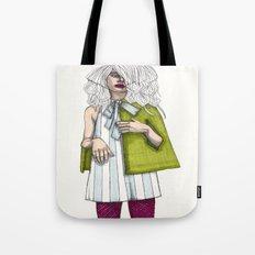 Fashion Illustration - Patterns and Prints - Part 2 Tote Bag