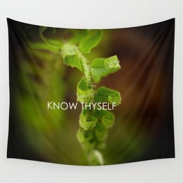 Know Thyself Wall Tapestry
