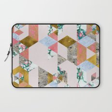 Geometry of Love #society6 #decor #buyart Laptop Sleeve