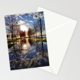 Glass Path Stationery Cards