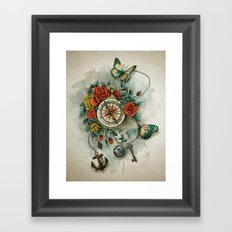 to guide you home Framed Art Print