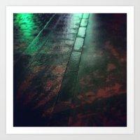 A floor n°13 Art Print