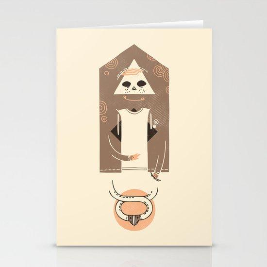 Bjorn Stationery Cards