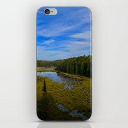 Beaver Dam Lookout iPhone Skin