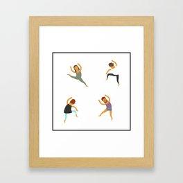 For Guillaume Framed Art Print