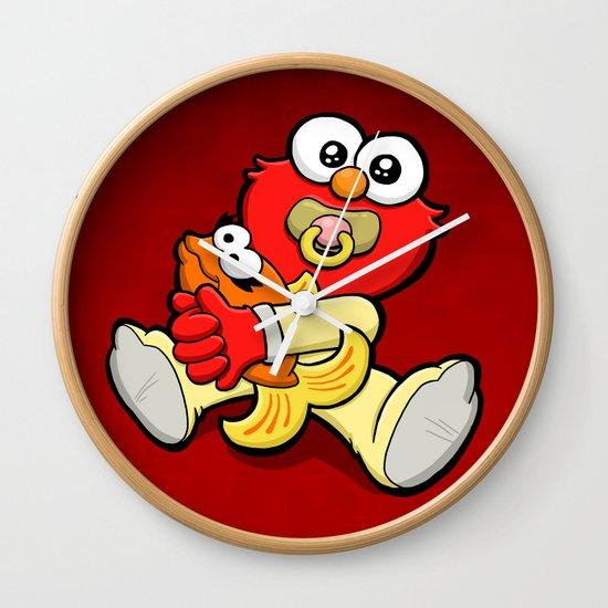 Baby Elmo & Dorothy Wall Clock
