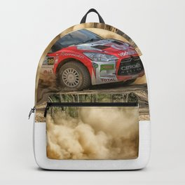 Craig Breen / A. Hayes Rali de Mortágua Backpack
