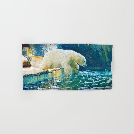Polar Hand & Bath Towel