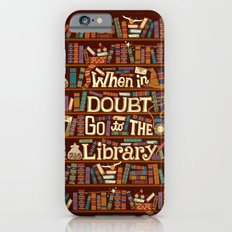 Go to the library Slim Case iPhone 6