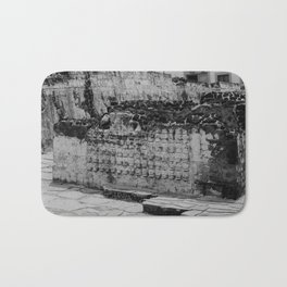 Ruins and Remains Bath Mat
