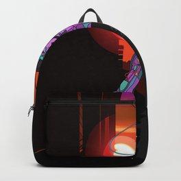Cybergirl Backpack