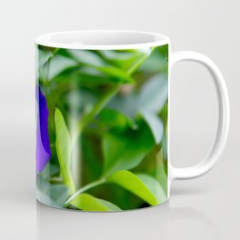 Blue Flower Coffee Mug