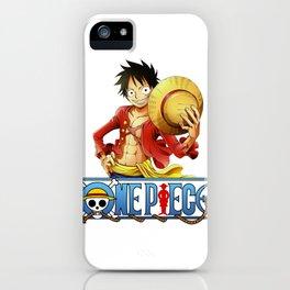 One Piece - Luffy iPhone Case