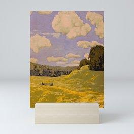 Jugend- Münchner illustrierte Wochenschrift für Kunst und Leben - 1905 Fantasy Landscape Mini Art Print