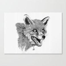 Felix Canvas Print