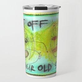 Old Self Travel Mug