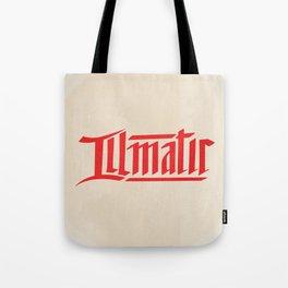 illmatic Tote Bag