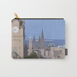 Princes Street from Calton Hill Carry-All Pouch