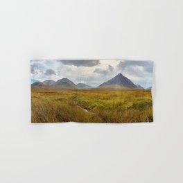 Glencoe, Scottish Highlands Hand & Bath Towel