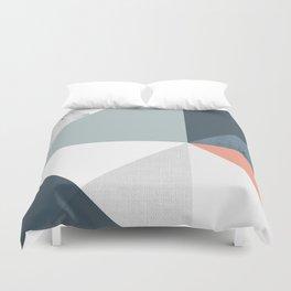 Modern Geometric 12 Duvet Cover