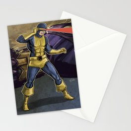 The Men X Stationery Cards