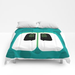 Bubble Beasts: Horrifying Honeysuckle Moisturizer Comforters