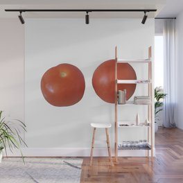 Tomato Duo Wall Mural