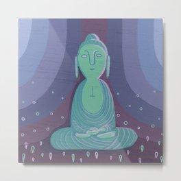Buddha A Metal Print