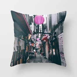 Tokyo 61 Throw Pillow