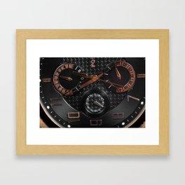 Time Gone By I Framed Art Print