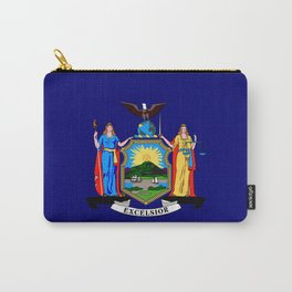 New York State Flag Carry-All Pouch