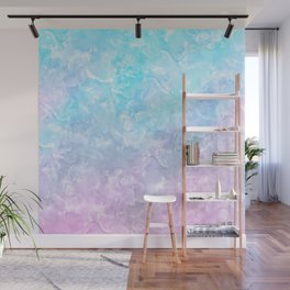 Pastel Scaly Marble Texture Wall Mural