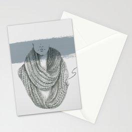 universal traveler Stationery Cards