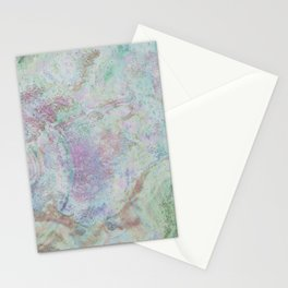 AGATE MARBLE Stationery Cards