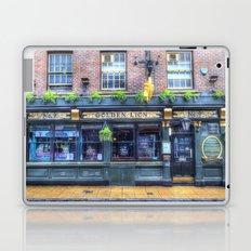 The Golden Lion Pub York Laptop & iPad Skin