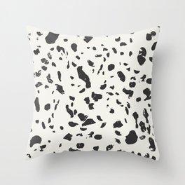 Animal Print Throw Pillow
