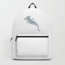 Chubby Hammerhead Shark Backpack