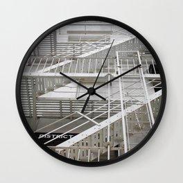 Firescape Wall Clock
