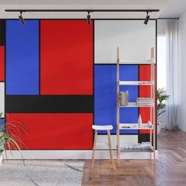 Mondrian #51 Wall Mural