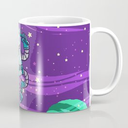 space guy Coffee Mug