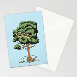 When Nature Wins Stationery Cards
