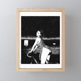 asc 745 - La croisée des chemins (Predator among predators) Framed Mini Art Print