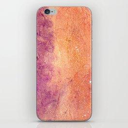 Golden Soul iPhone Skin