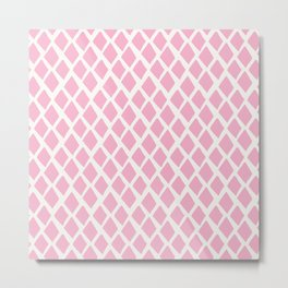 rhombic (1) Metal Print